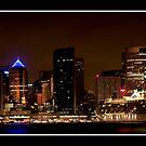Sydney City by Dave Reid