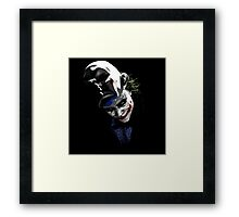 The Unmasking Framed Print