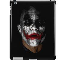 Joker #3 iPad Case/Skin