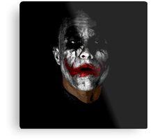 Joker #3 Metal Print