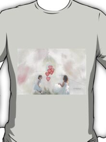 Attic Garden of Love T-Shirt