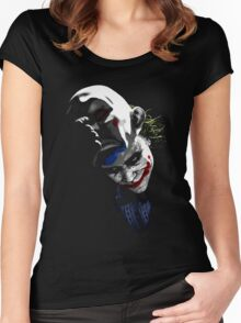 The Unmasking Women's Fitted Scoop T-Shirt