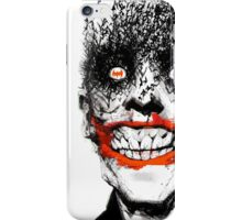 The Bat and The Clown iPhone Case/Skin