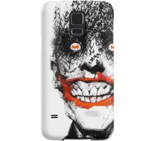 The Bat and The Clown Samsung Galaxy Case/Skin