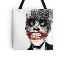 The Bat and The Clown Tote Bag