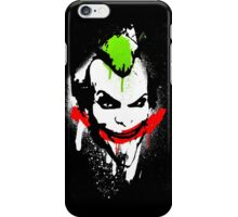 Joker Graffiti iPhone Case/Skin