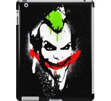Joker Graffiti iPad Case/Skin