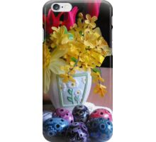 Happy Easter :) iPhone Case/Skin