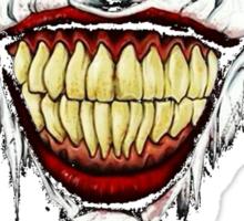 Clown Signal Sticker