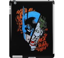 HAHAHAHAHAHA iPad Case/Skin