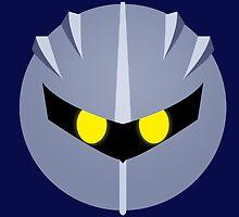 Meta Knight by LinearStudios