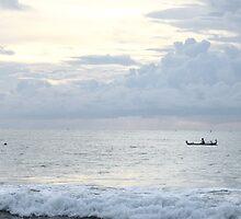 Oceans of Kuta, Bali by Valerie Loho