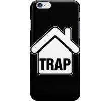 White Trap iPhone Case/Skin