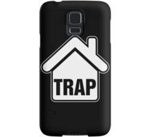 White Trap Samsung Galaxy Case/Skin