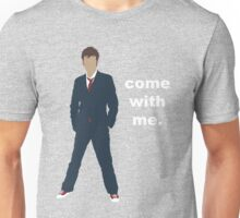 Doctor Who David Tennant Quote  Unisex T-Shirt