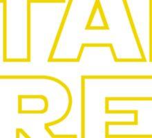 Star Jam One Sticker