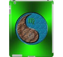 Virgo & Rabbit Yin Water iPad Case/Skin
