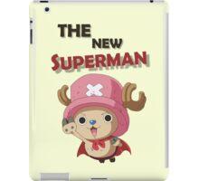 One Piece Chopper Superman iPad Case/Skin