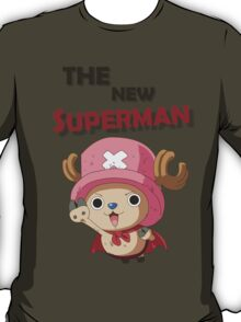 One Piece Chopper Superman T-Shirt