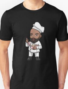 Chef Beard T-Shirt