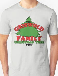 Griswold Family Christmas Tree T-Shirt