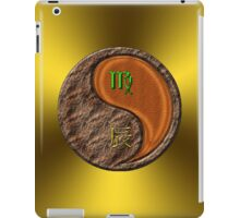 Virgo & Dragon Yang Wood iPad Case/Skin
