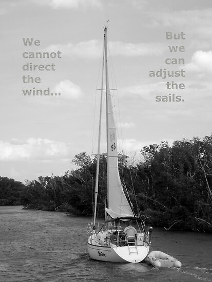Wind And Sails by artisandelimage