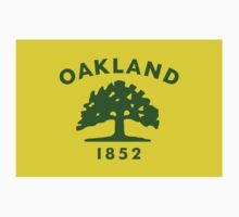 Flag of Oakland, California  T-Shirt
