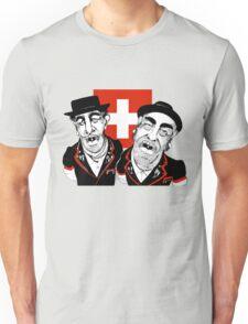 Swiss Jodeler Unisex T-Shirt