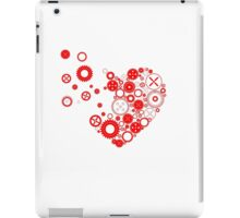My heart is exploding iPad Case/Skin