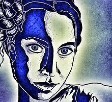 Blue by Yukska