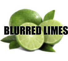Blurred Limes by TrendingShirts