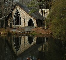 Callaway Gardens Church by JodyMiller