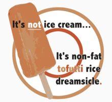 Non-Fat Tofutti Rice Dreamsicle T-Shirt