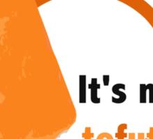 Non-Fat Tofutti Rice Dreamsicle Sticker