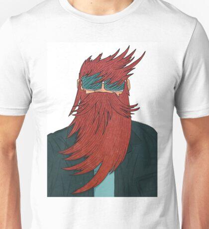 Beard Dude Unisex T-Shirt