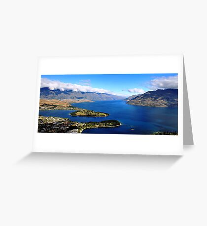 Queenstown Greeting Card