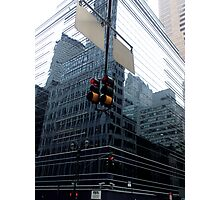 Reflection, New York Photographic Print
