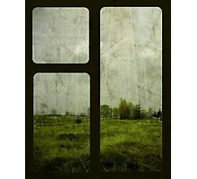 The Gloom Grows Green. Photographic Print