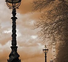 London Lamps Toned by Andy Mays