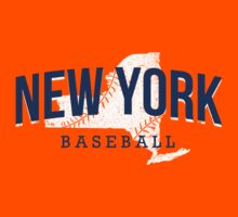 New York Baseball 2 by JayJaxon