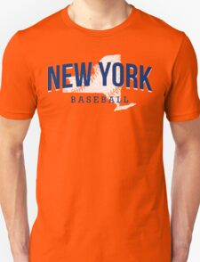 New York Baseball 2 T-Shirt