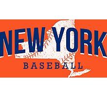New York Baseball 2 Photographic Print