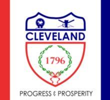Flag of Cleveland  Sticker