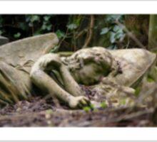 Sleeping Angel Sticker
