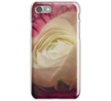 Nestled in pink iPhone Case/Skin