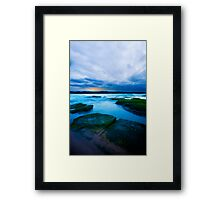 Shelly Beach2 Framed Print