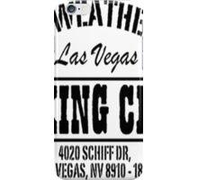 Mayweather Boxing Club iPhone Case/Skin