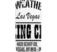 Mayweather Boxing Club iPhone Case/Skin