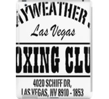 Mayweather Boxing Club iPad Case/Skin
